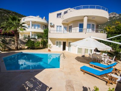 Photo for 2 Bedroom Villa with Private Pool and Sea View, Walkable Distance to the Centre