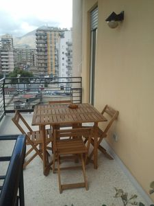 Photo for 1BR Apartment Vacation Rental in Palermo, Insel Sizilien