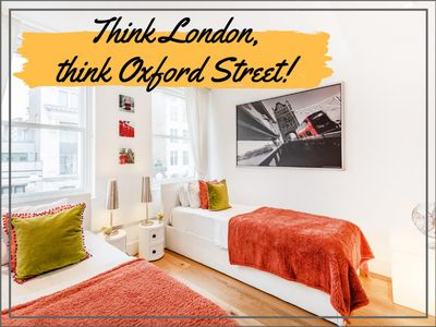 Photo for CouldBeYours! OXFORD STREET 3Bed/2Bath LIFT BUDGET QUIET