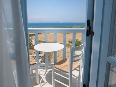 Photo for Depis Bay Luxury 3 bedroom Villa with sea view/Naxos