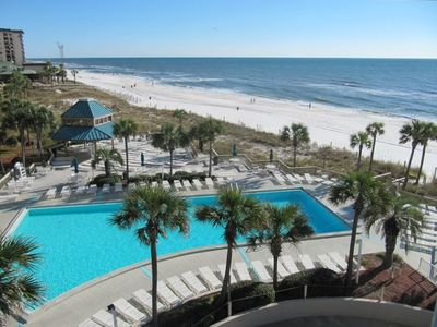 Photo for Beautiful Panama City Beach Beachfront Condo-Continual updates to unit