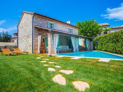 Photo for Charming Stone Villa Pakich with Private Pool