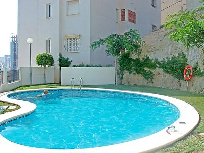 Photo for Apartment Gemelos 18 in Benidorm - 4 persons, 2 bedrooms
