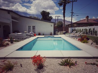 Photo for Luxury, Relaxation and Putting Green! Private Pool/Spa!3000 Sqft, 4bed 3.5baths