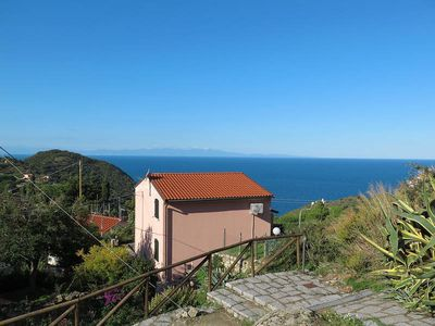 Photo for Vacation home Casa Ginevra  in Marciana (LI), Elba Island - 4 persons