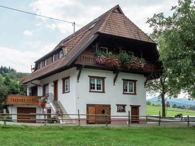Photo for Beautiful flat in a child-friendly farmhouse in the Black Forest