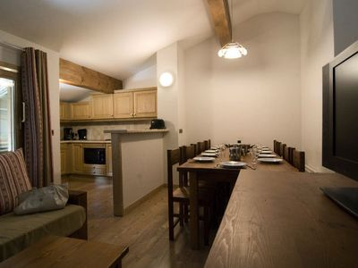 Photo for Residence Les Jardins de la Vanoise - 4 or 5 Room Apartment + Cabin 11 People