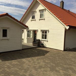 Photo for Modern holiday, suitable for one or two families, proximity to the sea, fjords and mountains