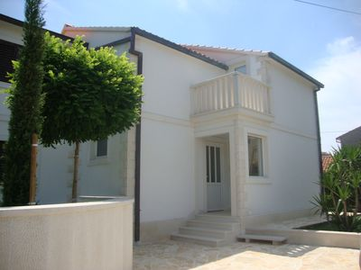 Photo for Charming apartment in Supetar city center on Brač!
