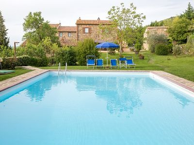 Photo for 2 bedroom Villa, sleeps 6 in Sant'Antimo with Pool and WiFi