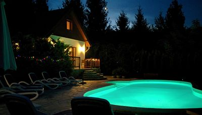 Photo for Affordable luxury villa with pool and sauna