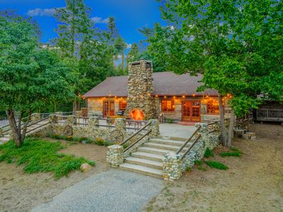 Photo for The Lodge on Palomar Mountain - Historic 1920's Palomar Mountain Lodge Retreat