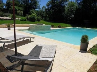 Photo for Bergeries de Carmensac Charming sheepfolds with pool in the Perigord Noir