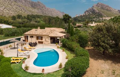 Photo for Villa Sofia Puerto Pollensa Mallorca-Cozy, you'll feel like at home!free WIFI