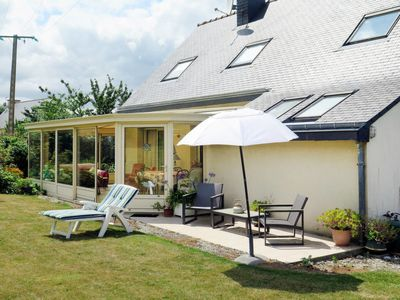 Photo for Vacation home Les Lauriers (PFE100) in Pléneuf-Val-André - 8 persons, 4 bedrooms
