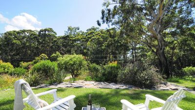 Photo for Beaches and Green :: 3 Bedroom home across the road from Blenheim Beach