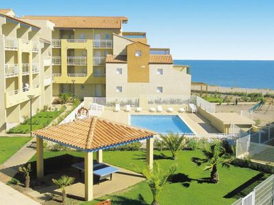 Photo for Residence Alizéa Beach, Valras-Plage  in Hérault - 4 persons, 1 bedroom
