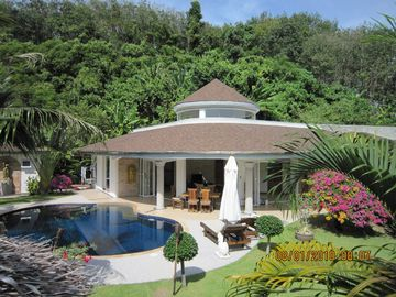 Amazing villa in peaceful location with private pool and maid - unit_155498
