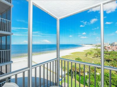 Photo for Unbelievable Beach Views - Just Walk Downstairs to Your White Sand Paradise