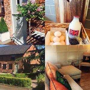 Stylish and comfortable countryside property close to Chester
