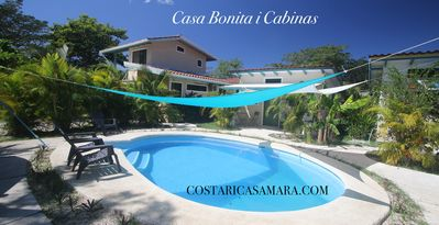 Photo for Pool studio cabin at Casa Bonita