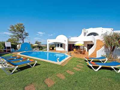 Photo for 4 bedroom Villa, sleeps 8 in Sesmarias with Pool, Air Con and WiFi