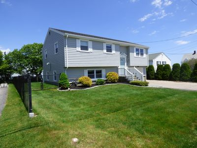 Photo for Only ONE Week Left! Ocean Views in the Heart of Narragansett- Walk to Sea Walk!