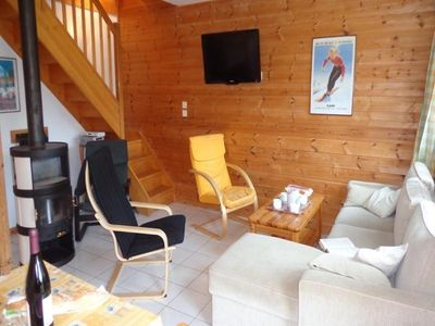 Photo for Villa Flaine, 2 bedrooms, 8 persons