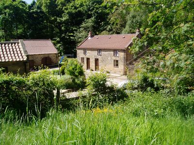 Photo for Beck Cottage, Raisdale Mill Cottages, Chop Gate, North York Moors National Park