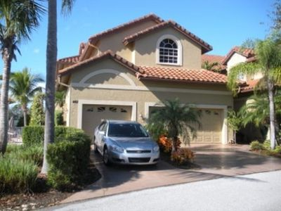 Photo for Villa Style Condo in Waterside Upscale Gated Community