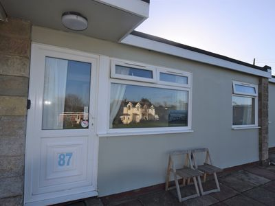 Photo for 87 Sandown Bay Holiday Centre