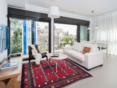 Photo for Rothschild Boulevard Quarter – 2 Bedrooms