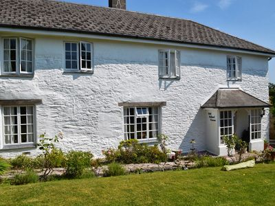 Photo for Spacious 18C cottage close to Kingsbridge and the Salcombe estuary