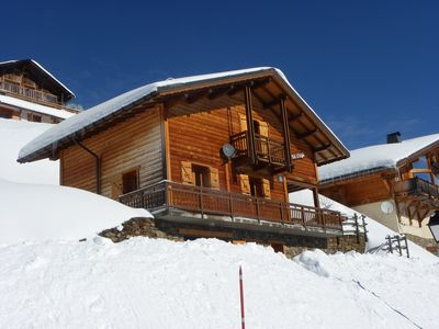 Photo for Chalet - VILLARD sur DORON