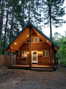 AREA FAVORITE! Stunning Creek-Front Cabin, Just Minutes From Mt  Rainier! -  Paradise Estates