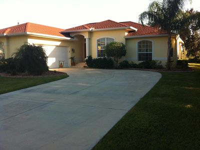 Photo for Southern Exposure Like New Spacious Private Home in Port Charlotte