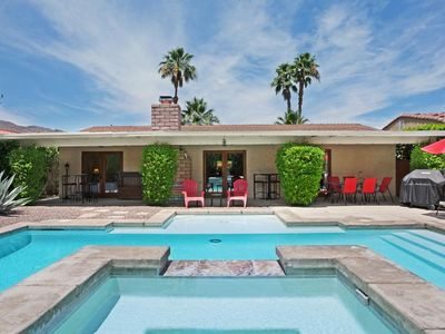 Photo for All You Need!Private Warm Sands/Mesquite 3 BR/2 BA House W/Salt Water Pool & Spa
