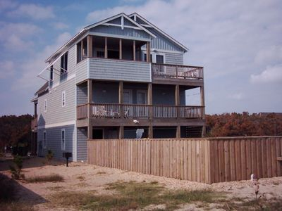 Photo for Ocean View Home at Milepost 11 1/2 at Nags Head Fishing Pier