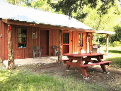 Private Cabin on the Conejos River, Pet Friendly, Sleeps 5