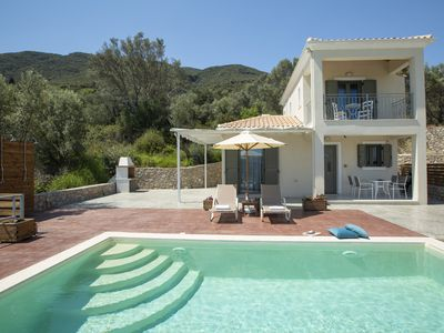 Photo for 1BR Villa Vacation Rental in Vasiliki, Ionian Islands