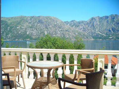 Photo for 3BR Villa Vacation Rental in Prcanj, Kotor