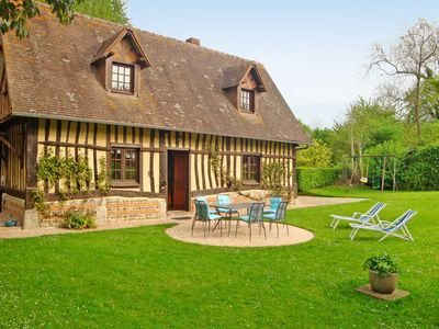 Photo for Vacation home in Manehouville - Catteville, Normandy / Normandie - 6 persons, 3 bedrooms