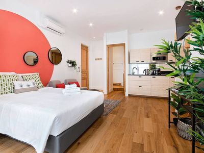 Photo for Superb studio in the heart of Boulogne