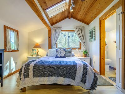 Photo for Adorable Two-Person Bungalow in Downtown Nevada City