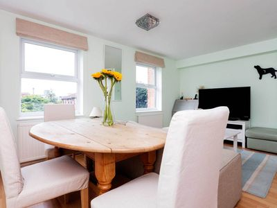 Photo for Regent's Canal flat - Two Bedroom Apartment, Sleeps 4