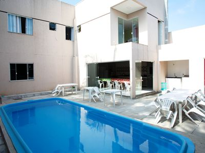 Photo for WORTH THE CONFERENCE, YOUR SEARCH FINISHED, Sobrado with pool and 7 suites with air
