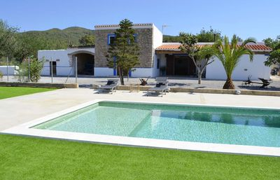 Photo for CHARMING COUNTRY HOUSE WITH POOL, BBQ, 5.5KM FROM THE NEAREST BEACH -BENIRRAS-