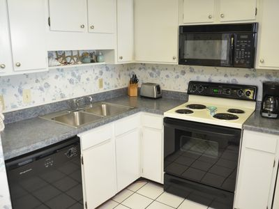 Photo for NICE  AND COZY ONE BEDROOM CONDO DIRECTLY ON THE ATLANTIC OCEAN FRONT!