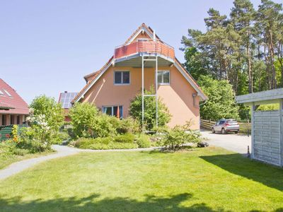 Photo for FAW02 - apartment with 2 sep. Bedroom, fireplace, sauna in the house - Ferienwohnung am Wald