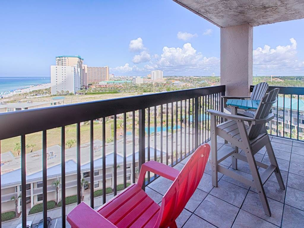 Beautiful 2 Bedroom Gulf Front Condo On The Beach W Views